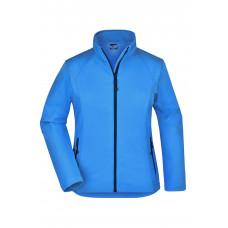 Куртка женская JN1021 Ladies' Softshell Jacket - Ярко-синий