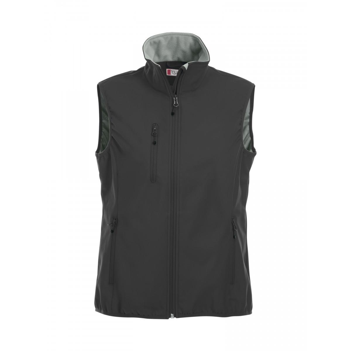 Жилет женский 020916 Basic Softshell Vest Ladies - Черный