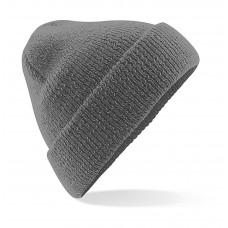 Шапка светоотражающая B407 Reflective Beanie - Серый