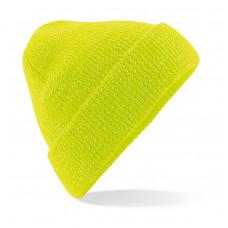 Шапка светоотражающая B407 Reflective Beanie - Жлетый флюоресцентный