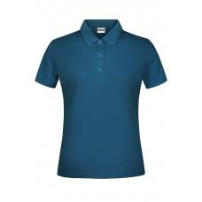 Рубашка поло женская JN791 Basic Polo Lady - Петрол