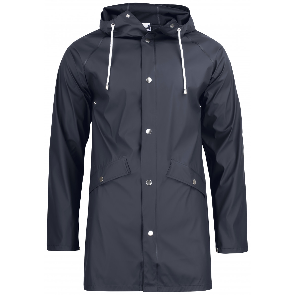 Дождевик унисекс 020939 Classic Rain Jacket - Темно-синий