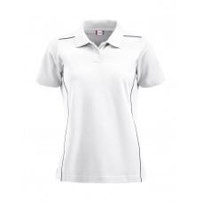 Рубашка поло женская 028223 New Alpena - Белый