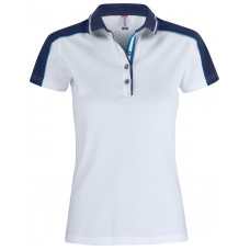 Рубашка поло женская 028271 Pittsford Ladies - Белый