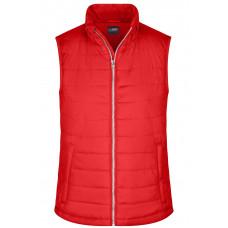 Жилет женский JN1135 Ladies' Padded Vest - Красный