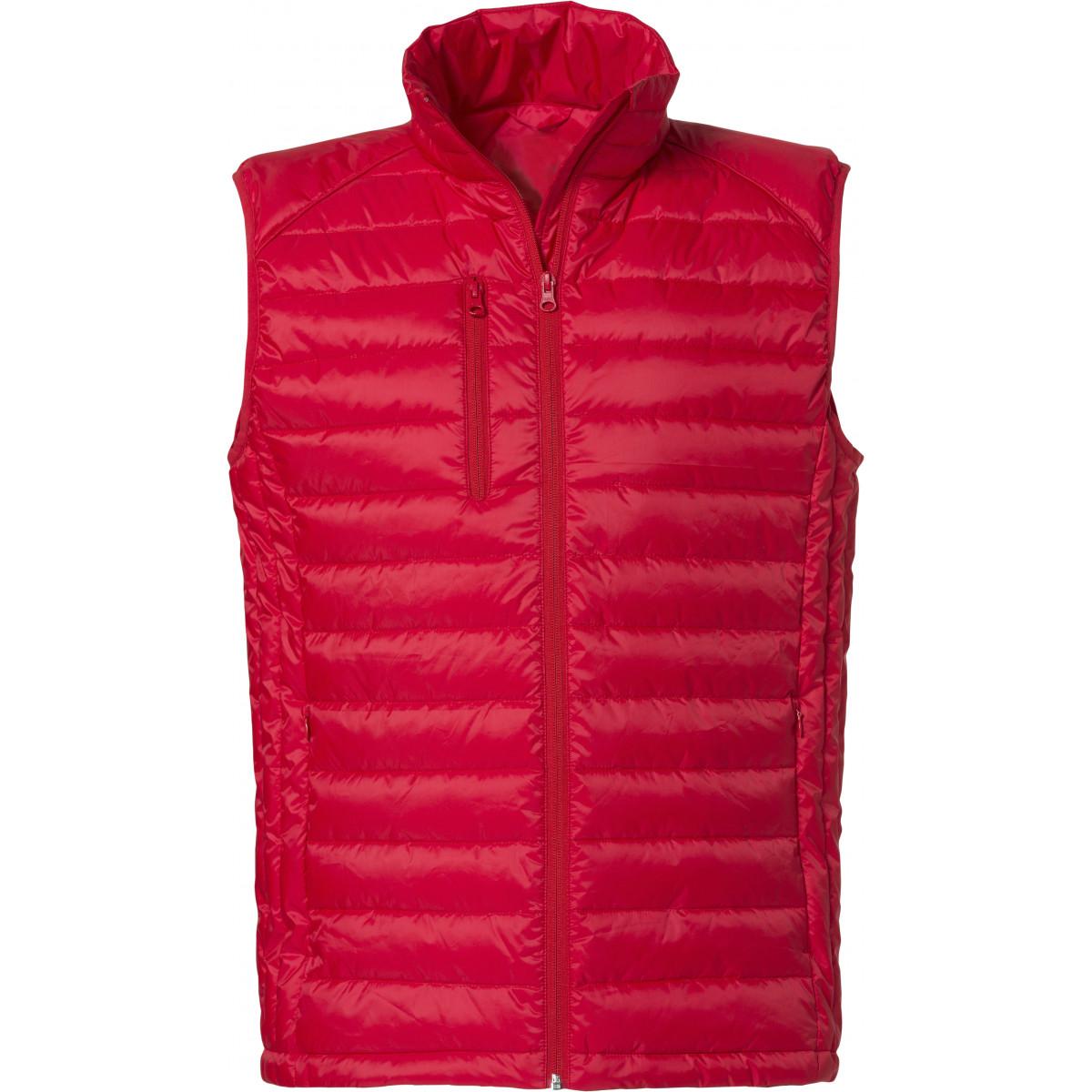 Жилет мужской 020974 Hudson Vest - Красный