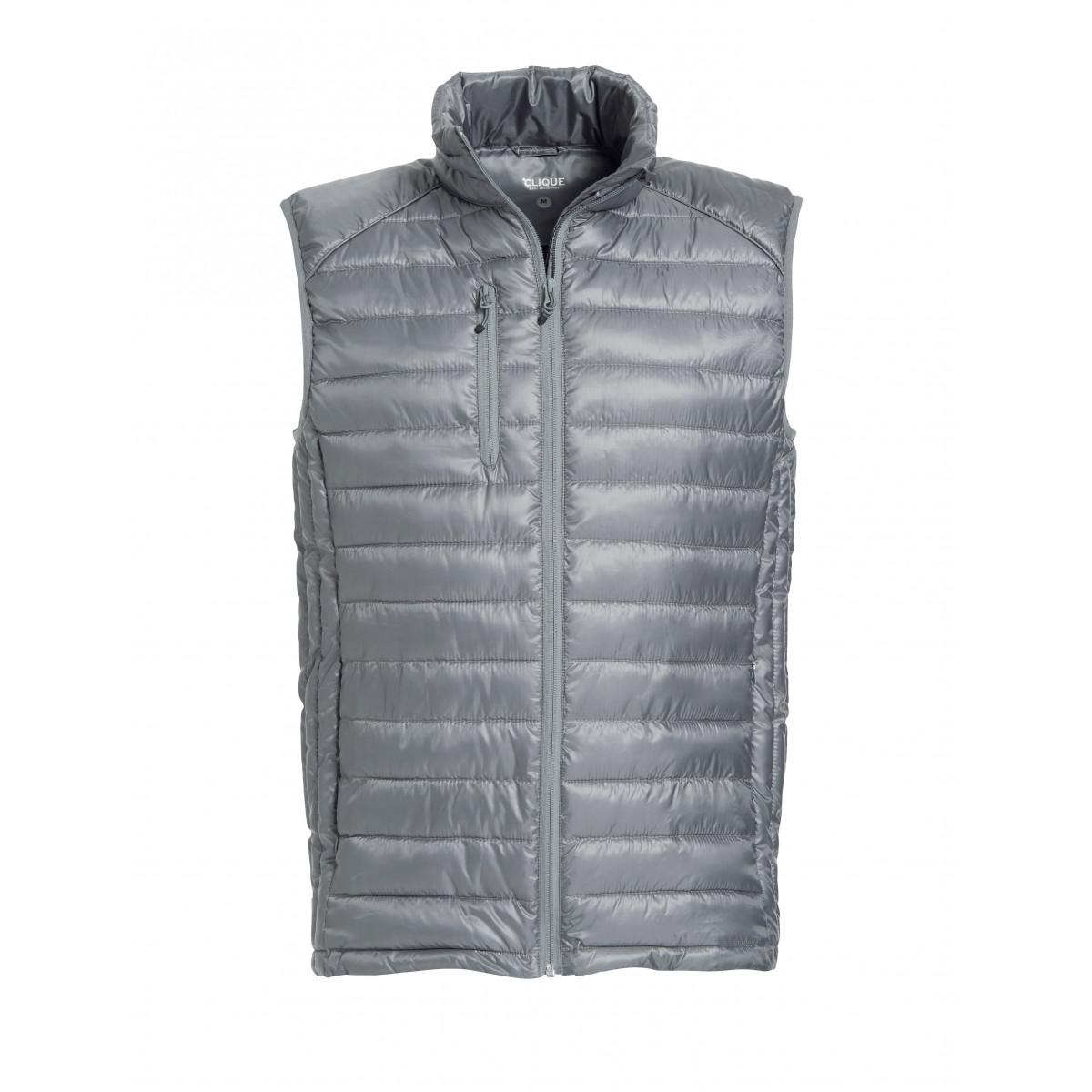Жилет мужской 020974 Hudson Vest - Серый