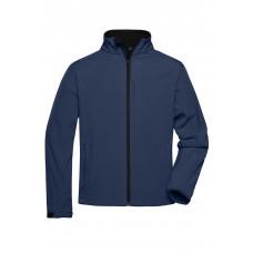 Куртка мужская JN135 Men's Softshell Jacket - Темно-синий