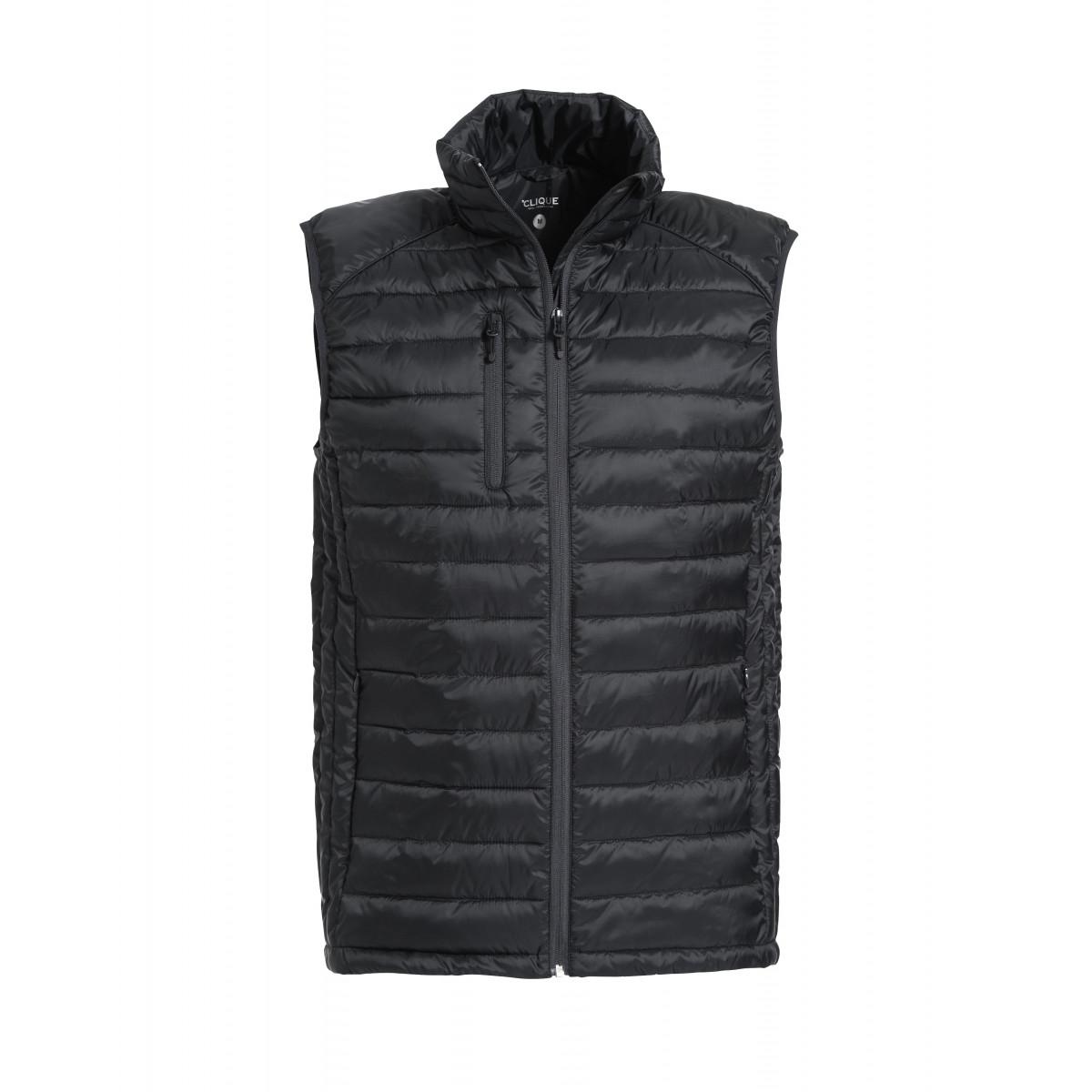 Жилет мужской 020974 Hudson Vest - Черный
