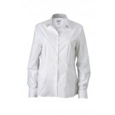 Рубашка женская JN626 Ladies' Blouse - Белый