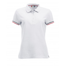 Рубашка поло женская 028239 Newton Ladies - Белый