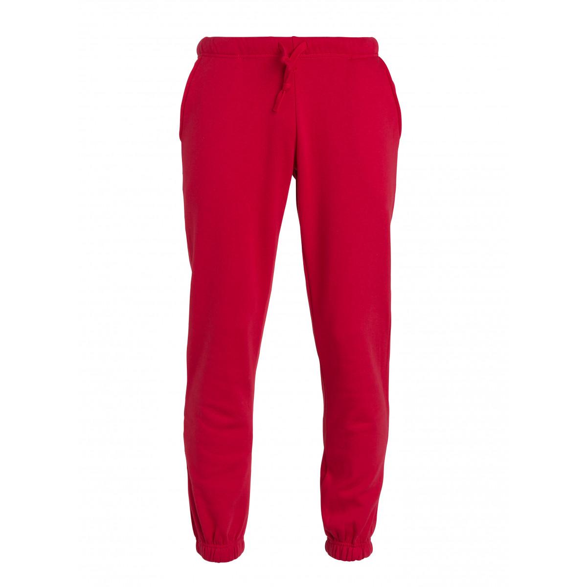 Брюки детские 021027 Basic Pants Junior - Красный