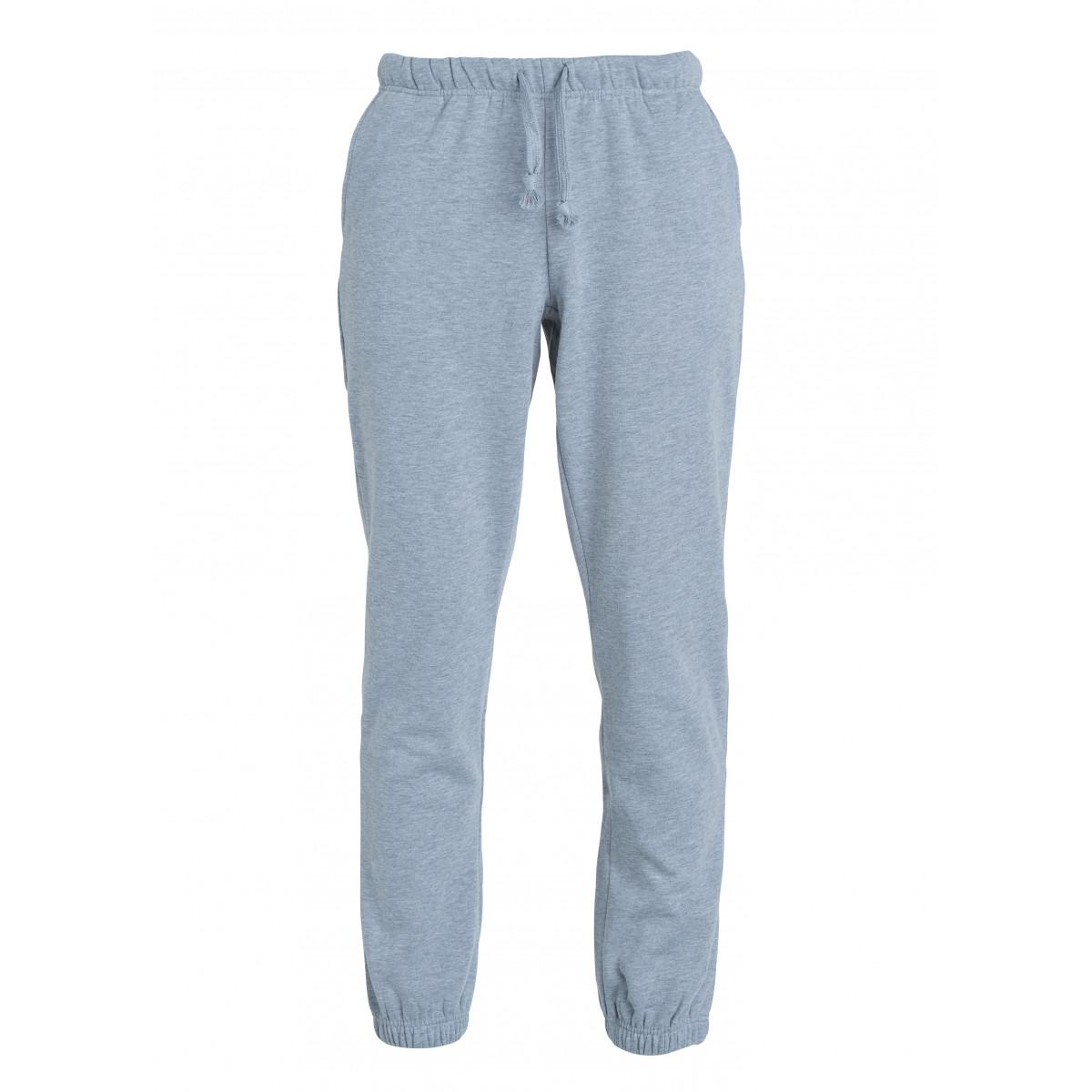 Брюки детские 021027 Basic Pants Junior - Серый меланж