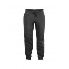 Брюки детские 021027 Basic Pants Junior - Темно-серый меланж