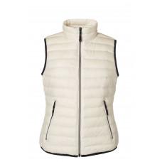 Жилет женский JN1137 Ladies' Down Vest - Белый/Белый