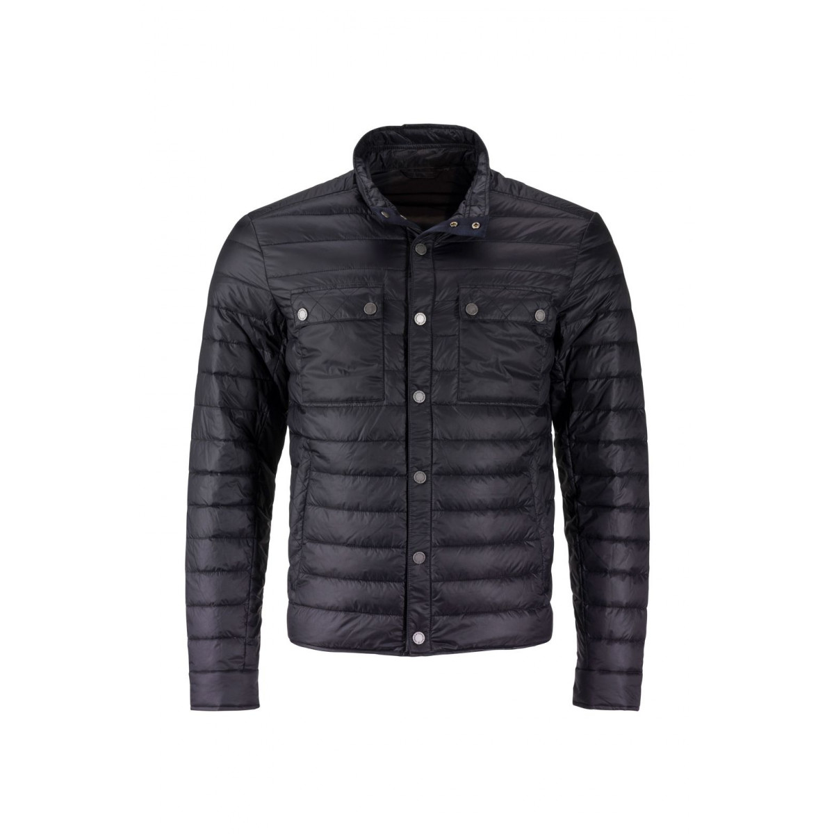 Куртка мужская JN1106 Mens Lightweight Down Jacket - Черный