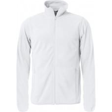 Куртка мужская 023914 Basic Micro Fleece Jacket - Белый
