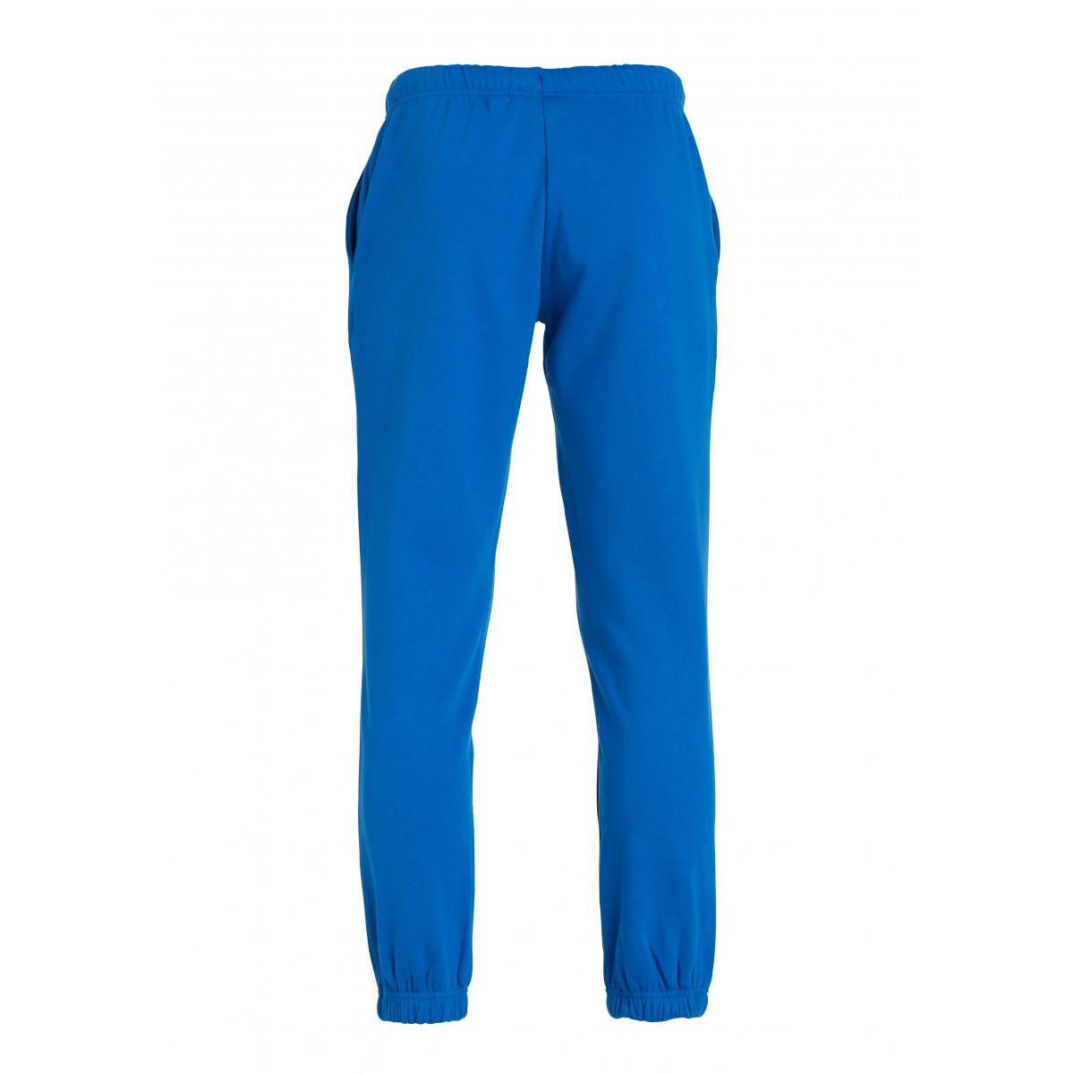 Брюки унисекс 021037 Basic Pants - Ярко-синий
