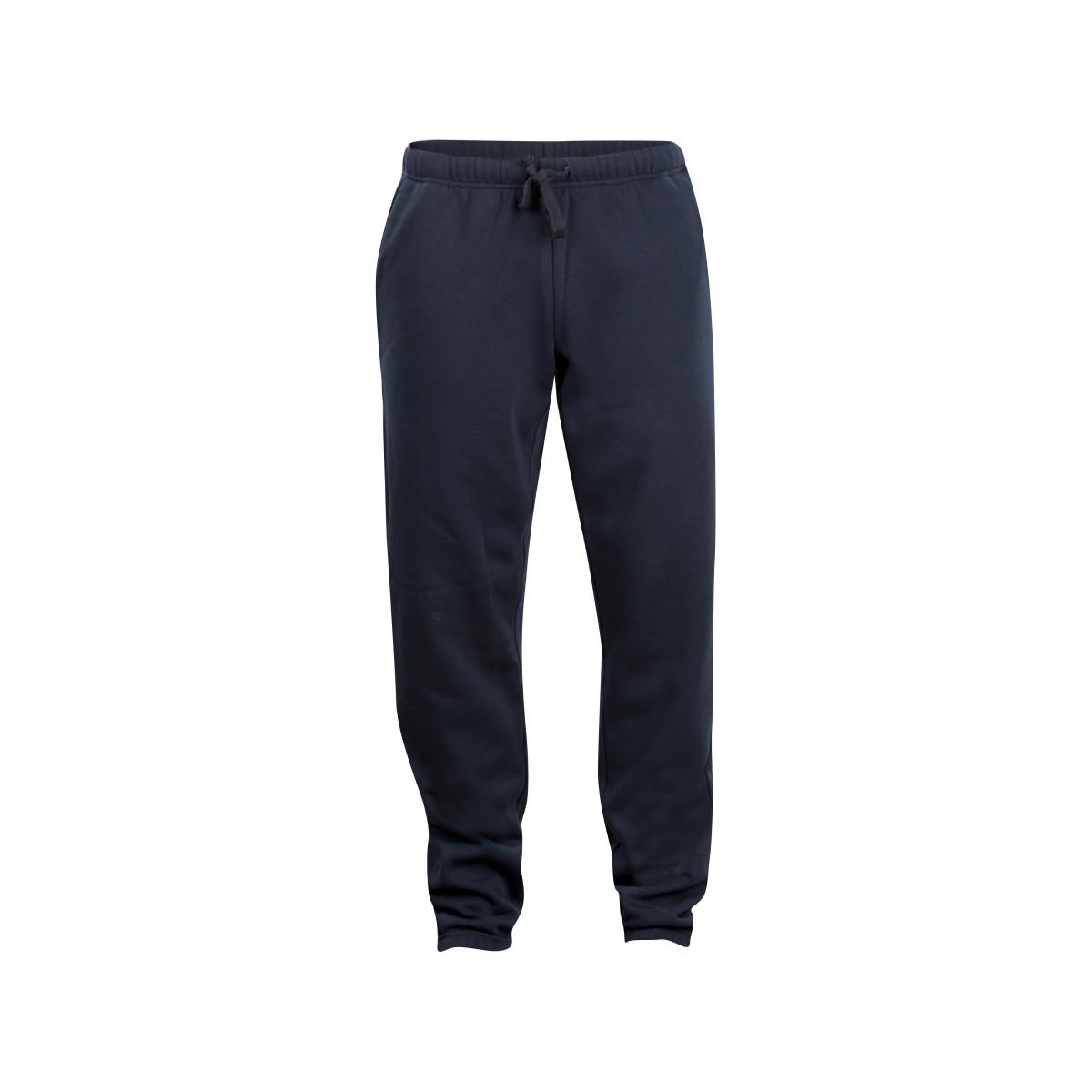 Брюки унисекс 021037 Basic Pants - Темно-синий