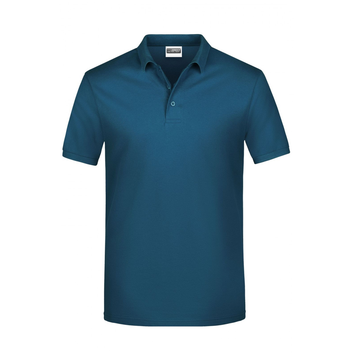 Рубашка поло мужская JN792 Basic Polo Man - Петрол