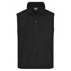 Жилет мужской JN045 Fleece Vest - Черный