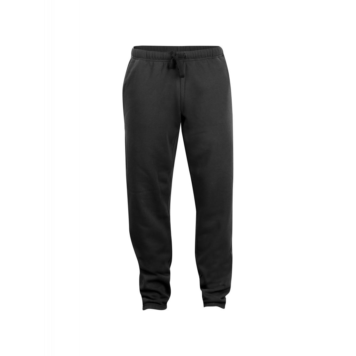 Брюки унисекс 021037 Basic Pants - Черный
