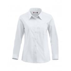 Рубашка женская 027935 Rutland L/S - Белый