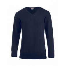 Пуловер мужской 021174 Aston - Темно-синий