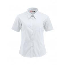 Рубашка женская 027936 Rutland S/S - Белый