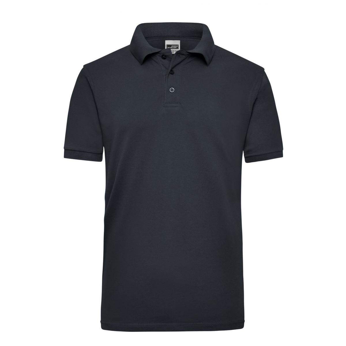 Рубашка поло мужская JN801 Workwear Polo Men - Карбон