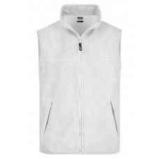 Жилет мужской JN045 Fleece Vest - Белый