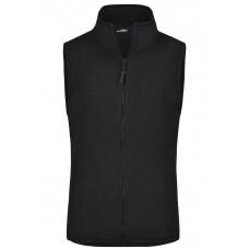 Жилет мужской JN048 Girly Microfleece Vest - Черный