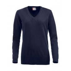 Пуловер женский 021176 Aston Ladies - Темно-синий