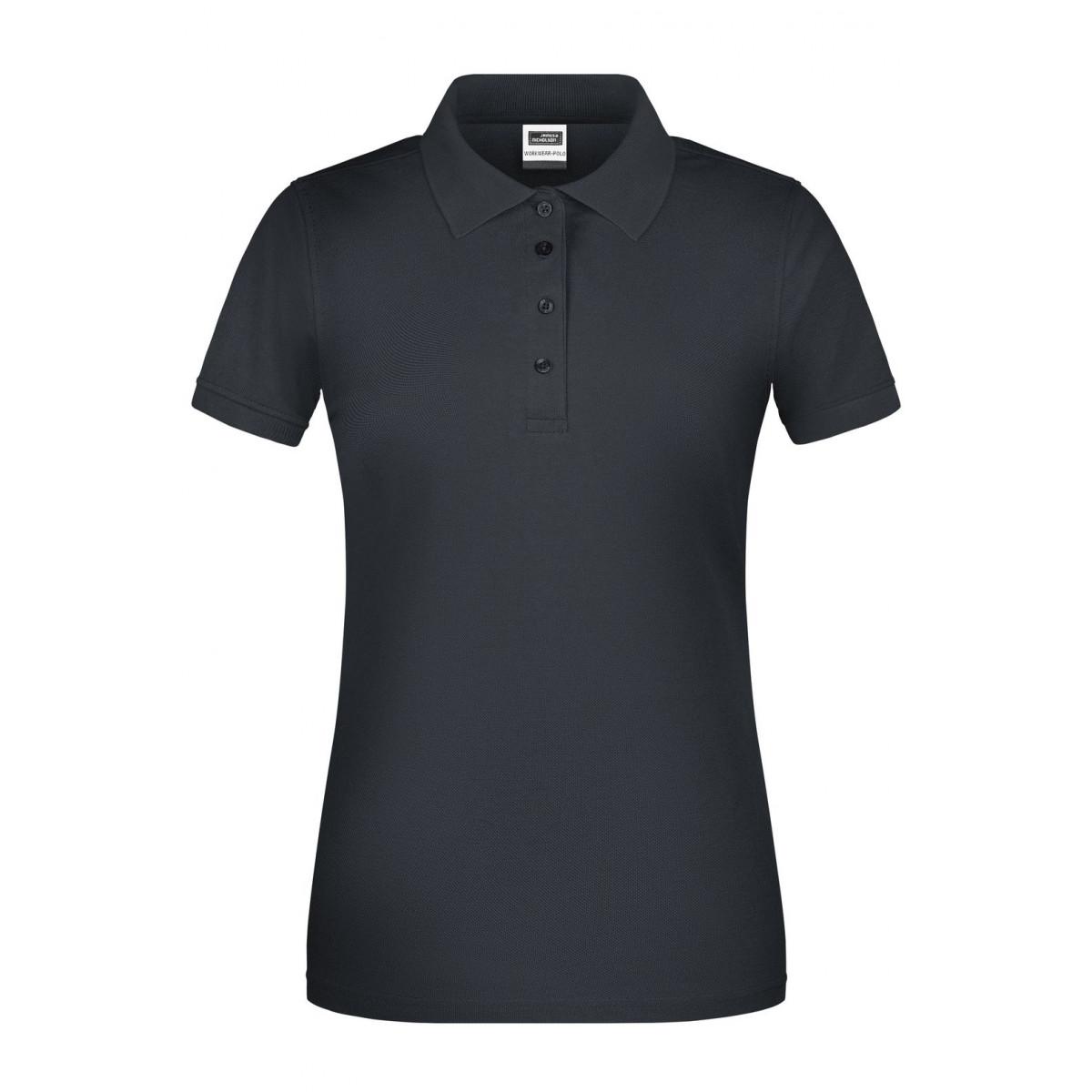 Рубашка поло женская JN873 Ladies BIO Workwear Polo - Карбон