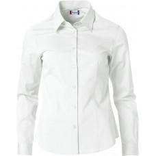 Рубашка женская 027955 Clare - Белый