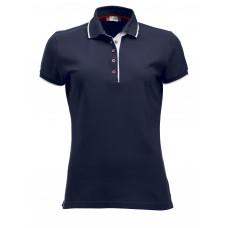 Рубашка поло женская 028243 Seattle Ladies - Темно-синий