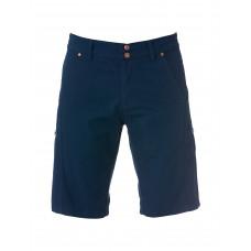 Брюки унисекс 022029 Zip-Pocket Shorts - Темно-синий