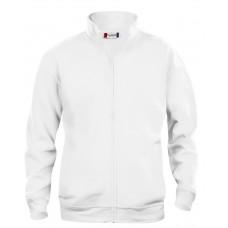 Толстовка мужская 021038 Basic Cardigan - Белый