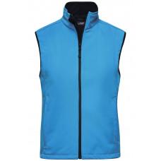 Жилет женский JN138 Ladies' Softshell Vest - Аква