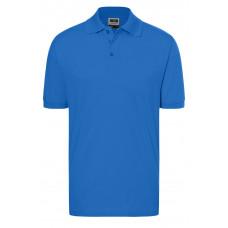 Рубашка поло мужская JN070 Classic Polo - Ярко-синий