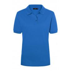 Рубашка поло женская JN071 Classic Polo Ladies - Ярко-синий