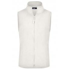 Жилет мужской JN048 Girly Microfleece Vest - Белый
