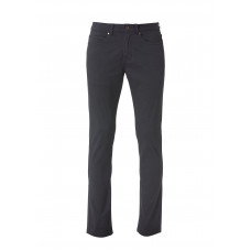 Брюки мужские 022040 5-Pocket Stretch - Темно-серый