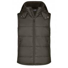 Жилет мужской JN1004 Men's Padded Vest - Коричневый