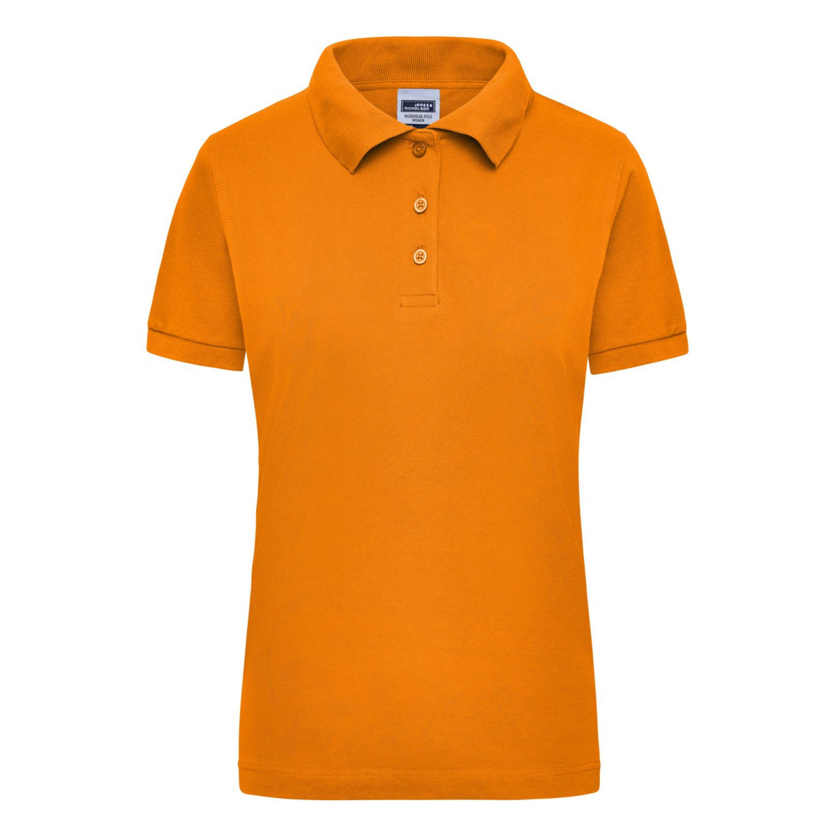 Рубашка поло мужская JN803 Workwear Polo Women - Оранжевый