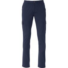 Брюки унисекс 022042 Cargo Pocket - Темно-синий
