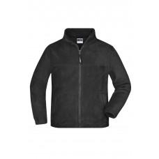Толстовка детская JN044K Full-Zip Fleece Junior - Черный