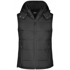 Жилет женский JN1005 Ladies' Padded Vest - Черный