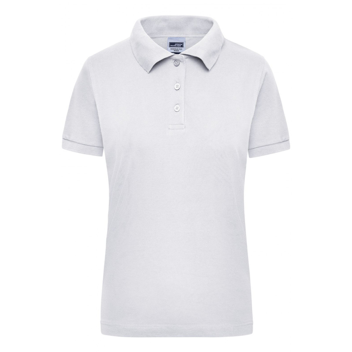 Рубашка поло мужская JN803 Workwear Polo Women - Белый