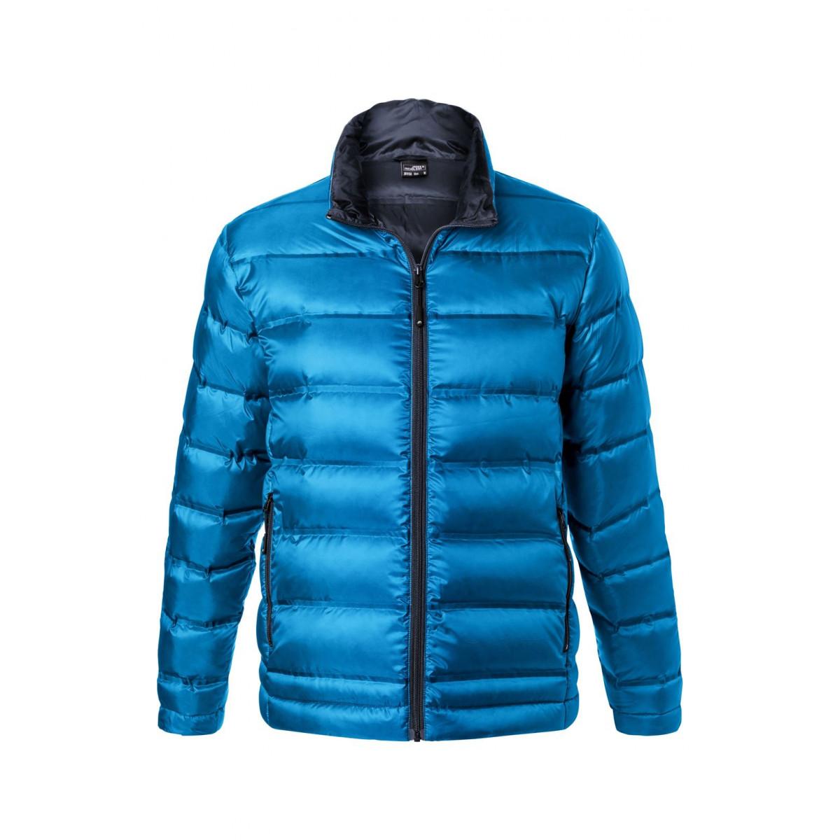 Куртка мужская JN1150 Mens Down Jacket - Синий/Темно-синий